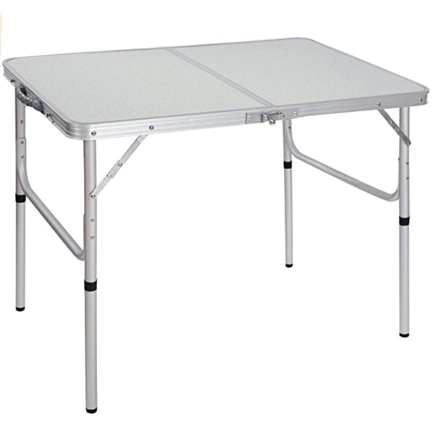 REDCAMP テーブル 折りたたみ