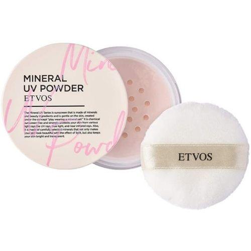 ETVOS(エトヴォス) ミネラルUVパウダー