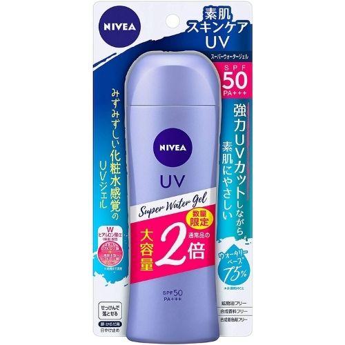花王 NIVEA(ニベア)UV スーパーウォータージェル