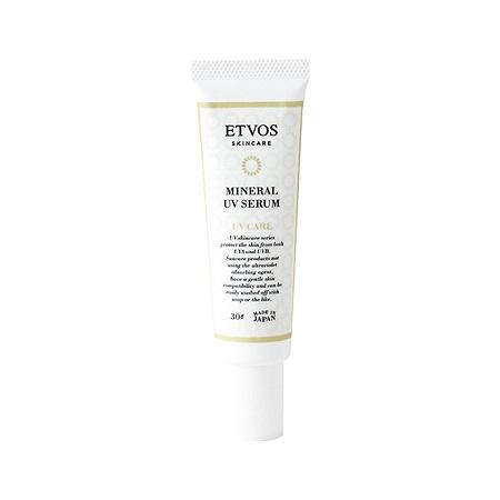ETVOS(エトヴォス) 日焼け止め美容液 ミネラルUVセラム